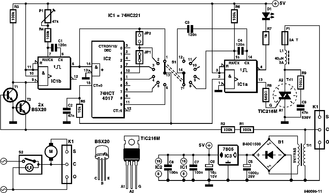 bruit accelerateur chaudiere